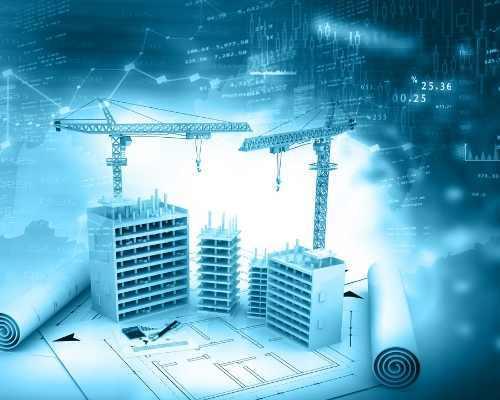 Data Behind a Construction Scene