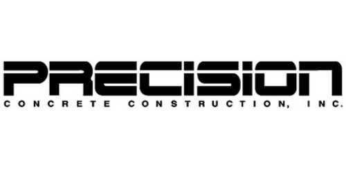 Precision Concrete Construction Logo