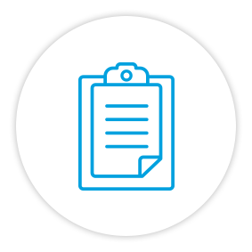 Product Benefits Icon Clipboard