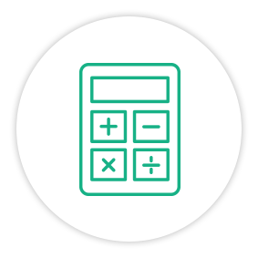 Solution Painpoint Icon Calculator