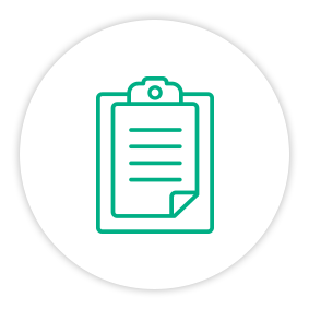 Solution Painpoint Icon Clipboard