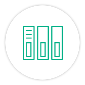 Solution Painpoint Icon Computer Towers