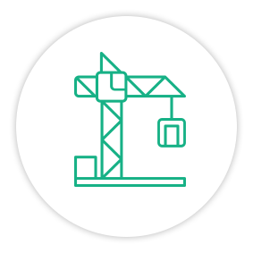 Solution Painpoint Icon Crane