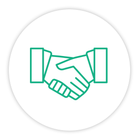 Solution Painpoint Icon Handshake