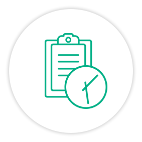 Solution Painpoint Icon Timesheet