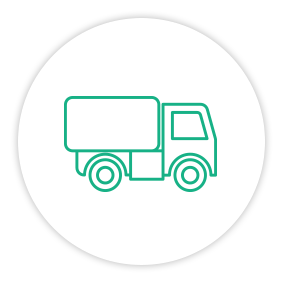 Solution Painpoint Icon Truck