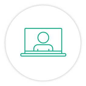 Solution Painpoint Icon Videoconference