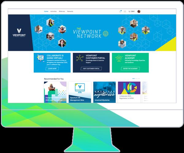 Viewpoint Network Challenges Screenshot