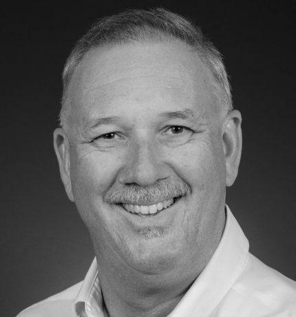 VP Ian Desbrow